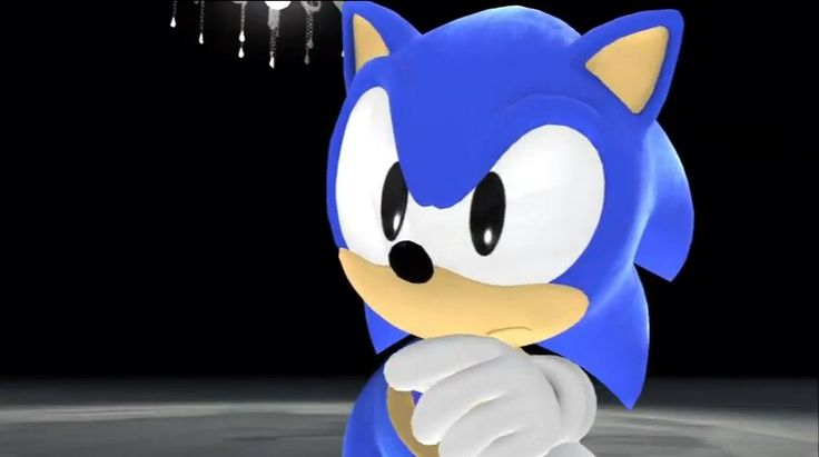 Classic Sonic from Sonic Generations